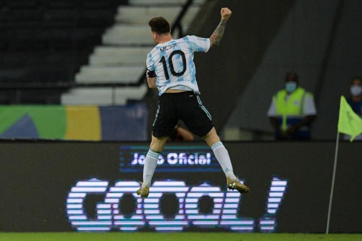 رائعة ميسي لا تكفي.. الأرجنتين تفتتح مشوارها في كوبا أمريكا بتعادل مع تشيلي
