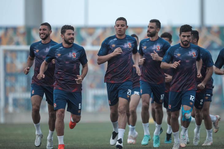 الأهلي يعلن موعد حصول اللاعبين على مصل كورونا