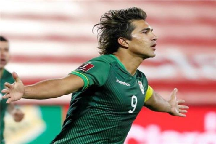 """إيقاف مهاجم بوليفيا بسبب تصريح """"الربح قبل صحة اللاعبين"""""""