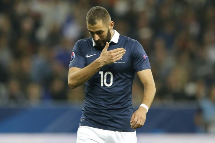 منذ 5 سنوات و237 يوماً.. بنزيما يظهر مع فرنسا أمام ويلز
