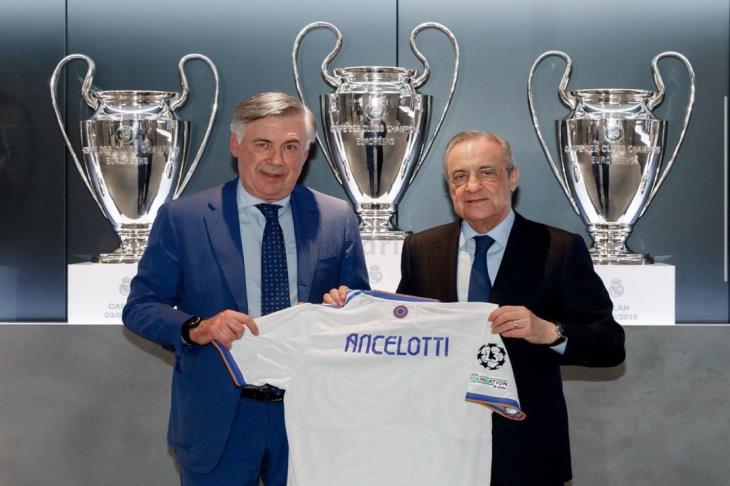 أنشيلوتي: تدريب ريال مدريد مسؤولية.. وسنقدم كرة قدم هجومية
