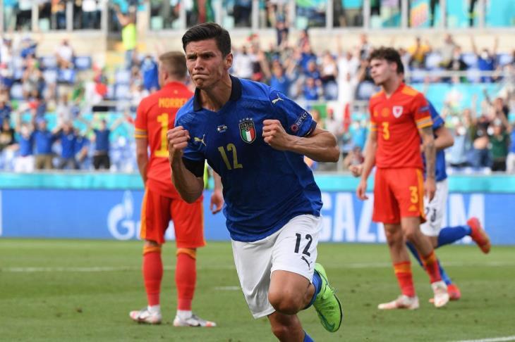 ويلز تسقط أمام إيطاليا وترافقها إلى دور الـ16 في يورو 2020 (فيديو)