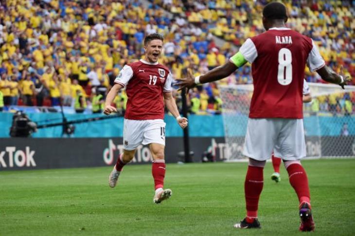 يورو 2020.. النمسا تتأهل لدور الـ16 بالفوز على أوكرانيا التي تنتظر ثوالث المجموعات (فيديو)