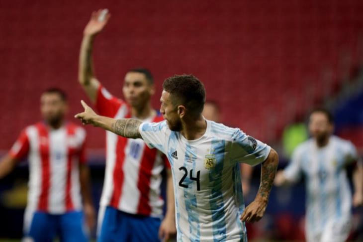 إلى ربع النهائي.. الأرجنتين تنتصر على باراجواي في كوبا أمريكا (فيديو)