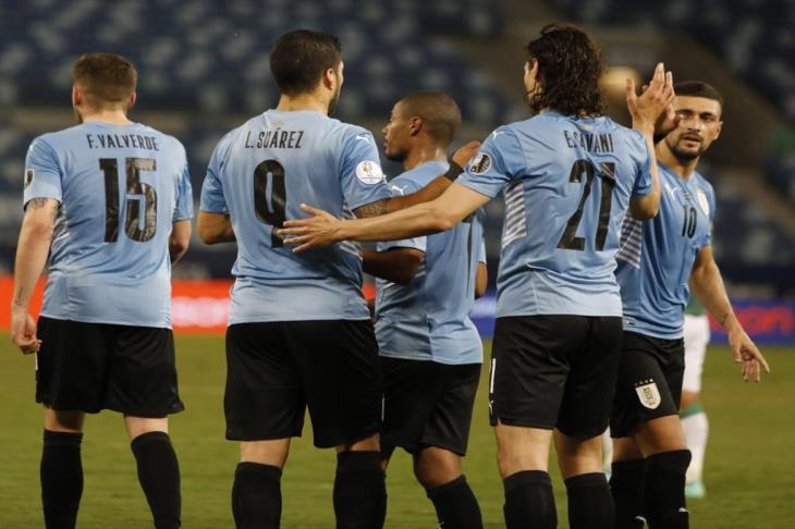 أوروجواي تتأهل لربع نهائي كوبا أمريكا بإطاحة بوليفيا
