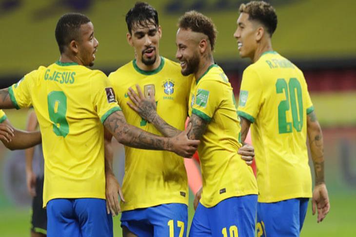البرازيل تواصل حصد العلامة الكاملة في تصفيات المونديال بالفوز على باراجواي