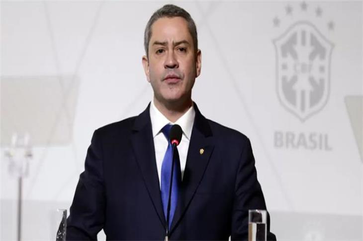 """""""قبل أيام من كوبا أمريكا"""".. إيقاف رئيس الاتحاد البرازيلي بعد اتهامات أخلاقية"""
