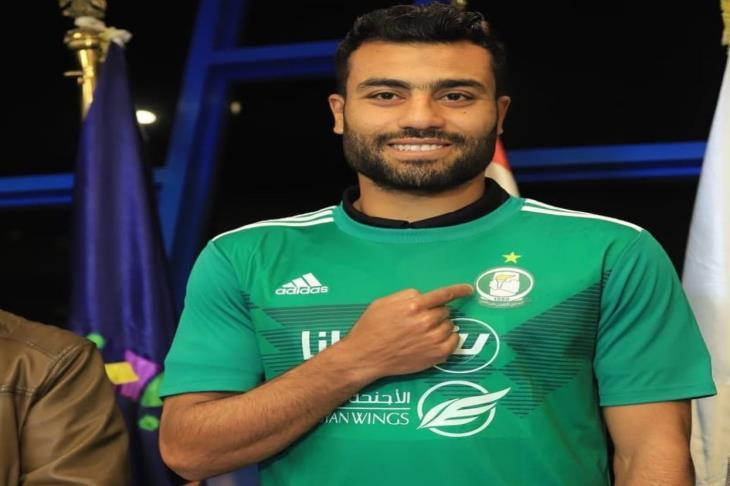 بالفيديو.. حسام حسن يفتتح أهداف أهلي طرابلس أمام أبو سليم