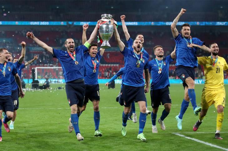 نصف نهائي دوري أمم أوروبا.. صدام بين إيطاليا وإسبانيا
