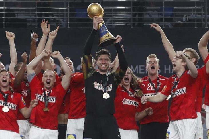 يد الدنمارك تسحق اليابان في الأولمبياد قبل مواجهة مصر