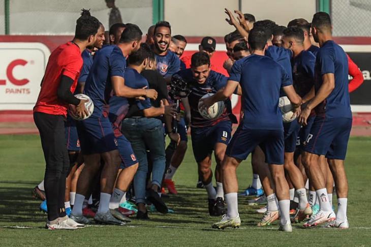 تدريب الأهلي.. عودة حمدي فتحي.. محاضرة موسيماني.. واحتفال بعيد ميلاده