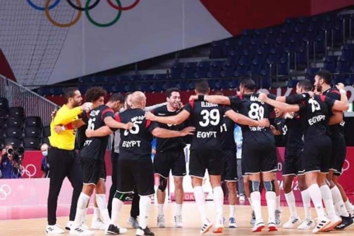 مصر تستعيد الانتصارات في اليد بفوز مريح على اليابان بأولمبياد طوكيو