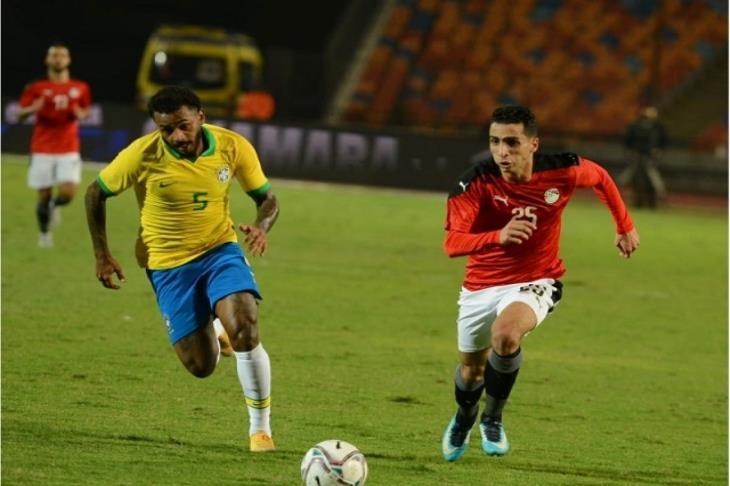 تشكيل البرازيل لمواجهة مصر.. ألفيش أساسياً.. وريتشاليسون يقود الهجوم