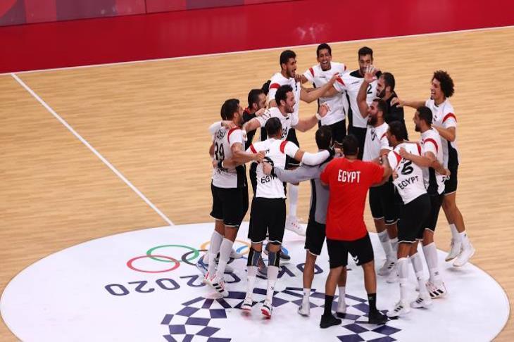الطريق إلى الميدالية.. من يواجه يد مصر في حالة عبور ألمانيا؟