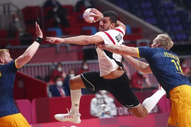 القناة الناقلة لمباراة مصر وألمانيا في ربع نهائي يد الأولمبياد