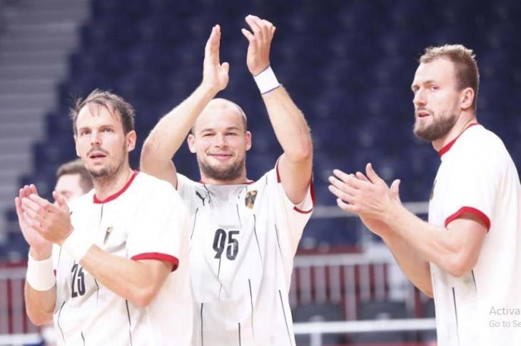 يد ألمانيا لربع نهائي أولمبياد طوكيو