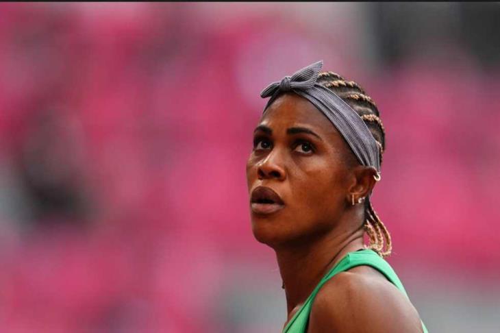 وحدة نزاهة ألعاب القوى تعلن إيقاف النيجيرية أوكاجباري عن المشاركة في أولمبياد طوكيو