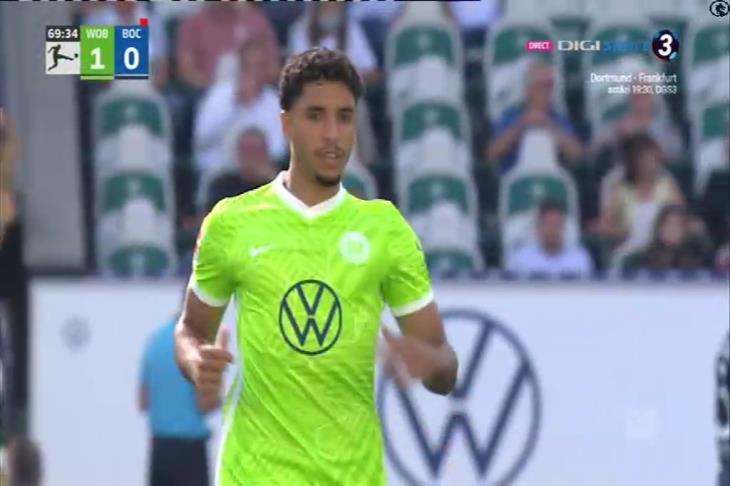 بالفيديو.. عمر مرموش يهدر أمام مرمى خالٍ في مواجهة بوخوم