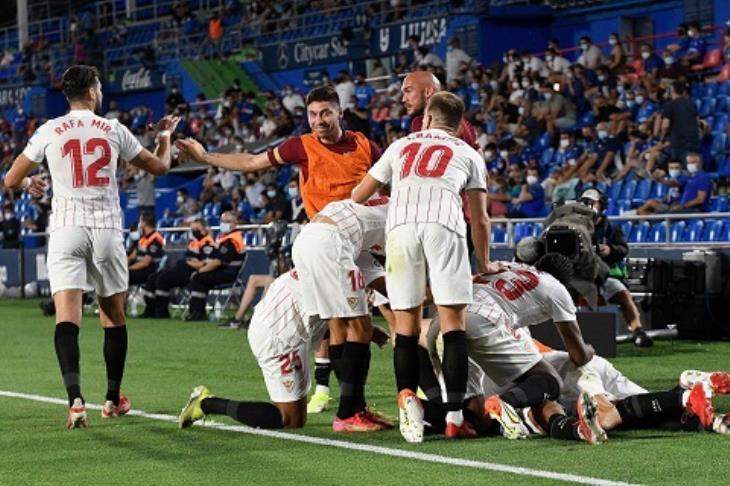 أشبيلية يسقط في فخ التعادل أمام إلتشي في الدوري الإسباني (فيديو)