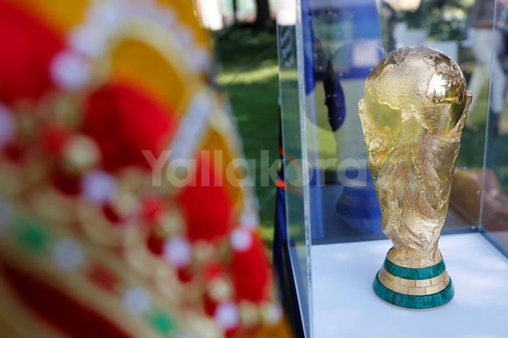 """كونكاكاف """"منفتح"""" على مقترح إقامة كأس العالم كل عامين"""