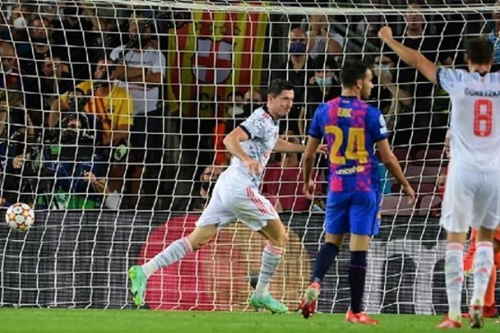 لا ثأر اليوم.. بايرن يسحق برشلونة في دوري الأبطال