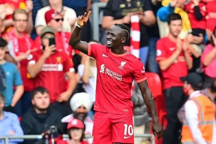 بمساهمة من صلاح.. ماني يسجل هدفه الـ100 مع ليفربول (فيديو)