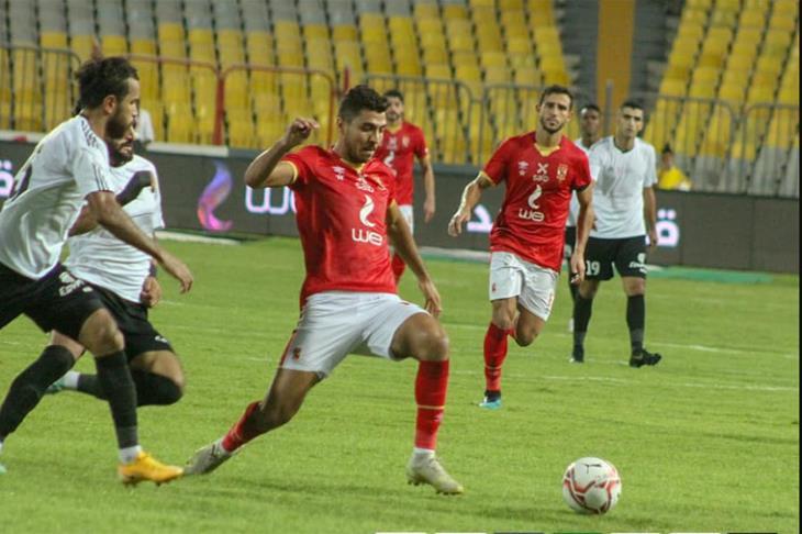 تشكيل الأهلي.. علي لطفي يحرس المرمى ومحمد شريف يقود الهجوم