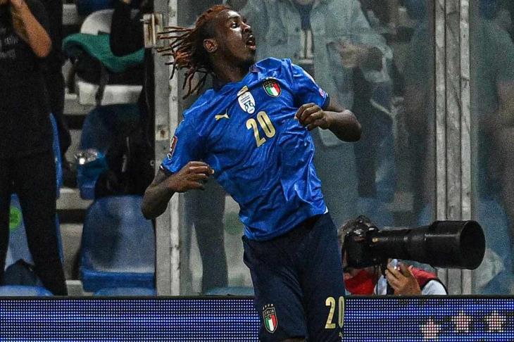 إيطاليا تعزز رقمها القياسي بخماسية في ليتوانيا بتصفيات كأس العالم
