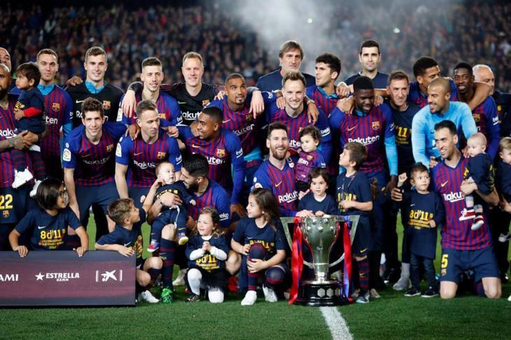 الهيمنة مستمرة.. برشلونة 16-8 ريال مدريد   يلاكورة