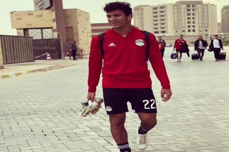محمود صابر: رفضت التوقيع للأهلي على بياض   يلاكورة