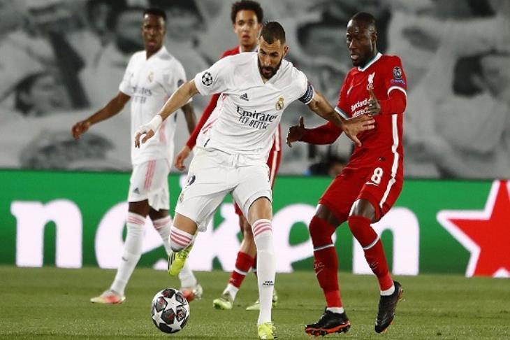 اهداف مباراة ريال مدريد  (3-1) ليفربول اليوم   دوري ابطال اوروبا