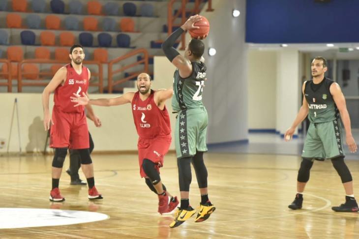 كرة السلة - الاتحاد